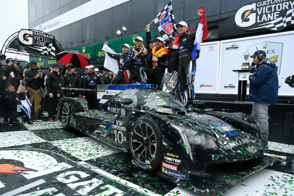 In Pictures: Alonso & Kobayashi part of Daytona 24 Hour victory