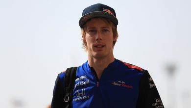 Photo of Hartley: I was looking over my shoulder all year