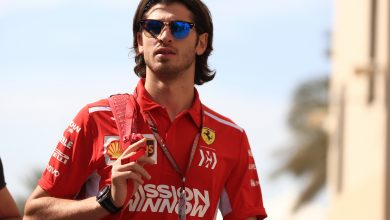 Photo of Minardi: Raikkonen could be 'in trouble' with Giovinazzi