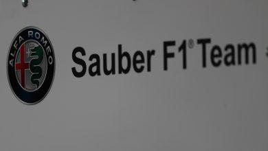 Photo of Sauber name vanishes; team is renamed Alfa Romeo Racing