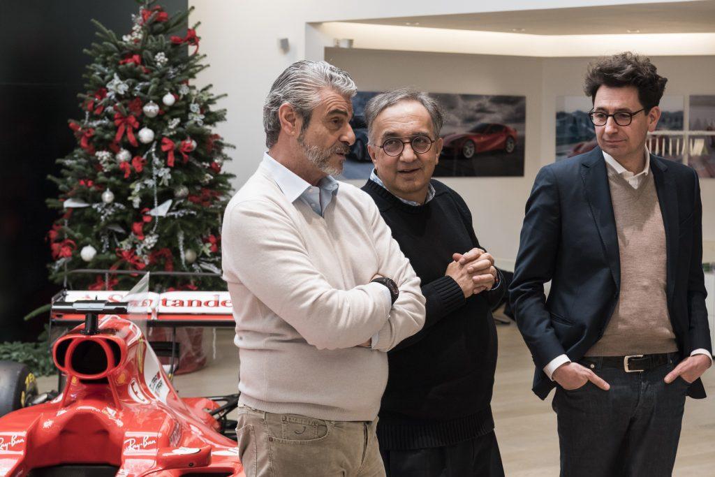 Scuderia Ferrari S.p.A.