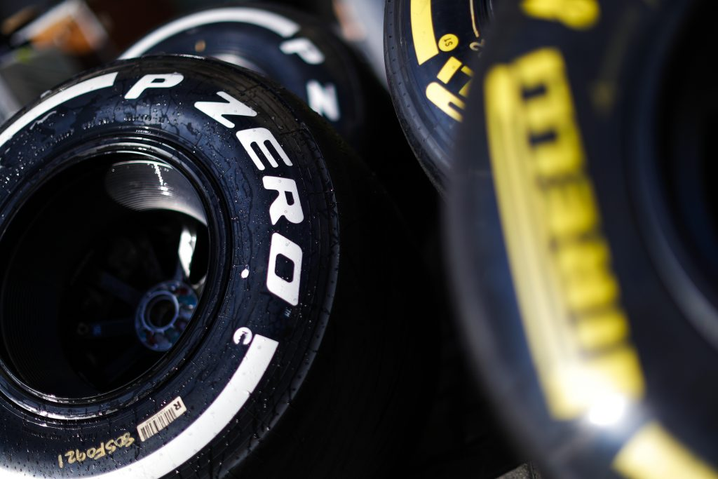 Pirelli tyres F1 Formula 1 Dutch Grand Prix compounds
