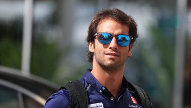 Photo of Ex-F1 driver Nasr replaces Guenther at Dragon for Mexico FE
