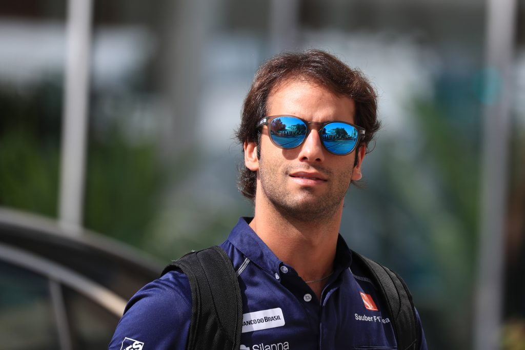 Ex-F1 driver Nasr replaces Guenther at Dragon for Mexico FE