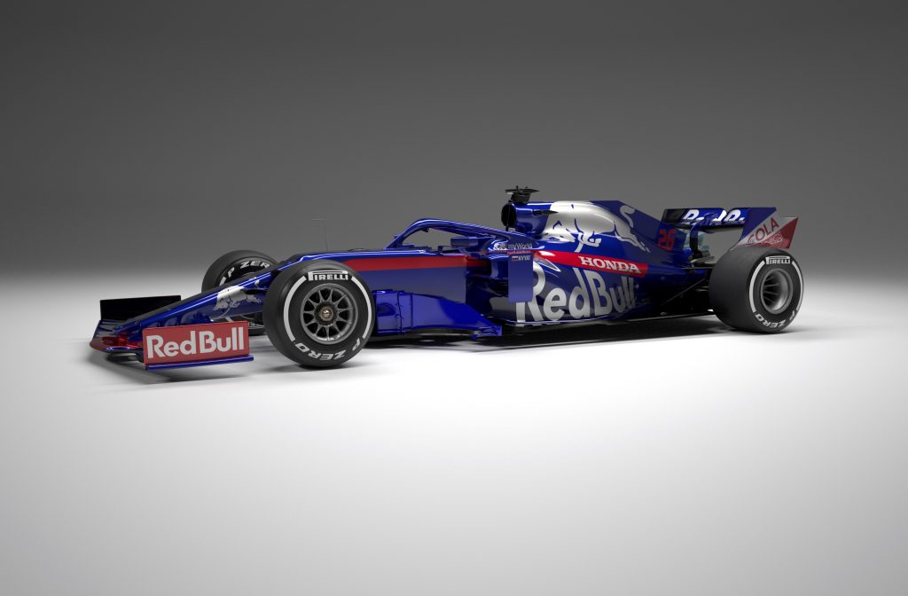 F1 Formula 1 Toro Rosso Alpha Tauri