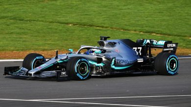 Photo of Mercedes to launch W11 on Valentine's Day