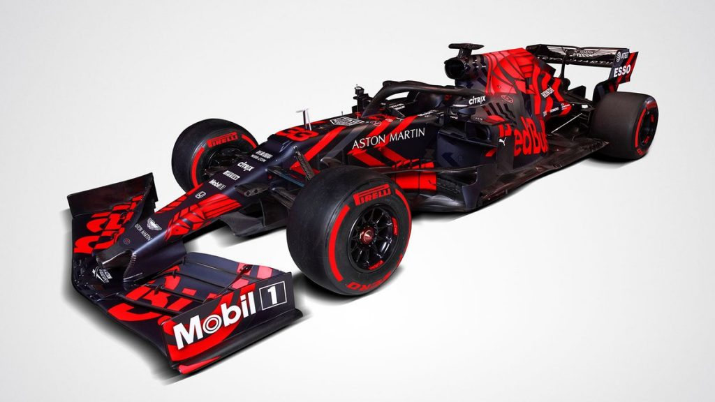 In Pictures: 2019 Red Bull Honda RB15