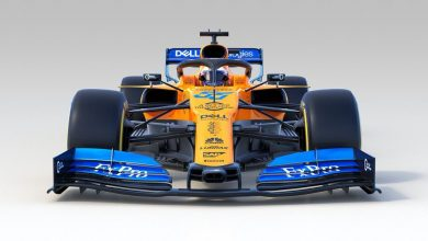 Photo of McLaren launch their 2019 car, the MCL34