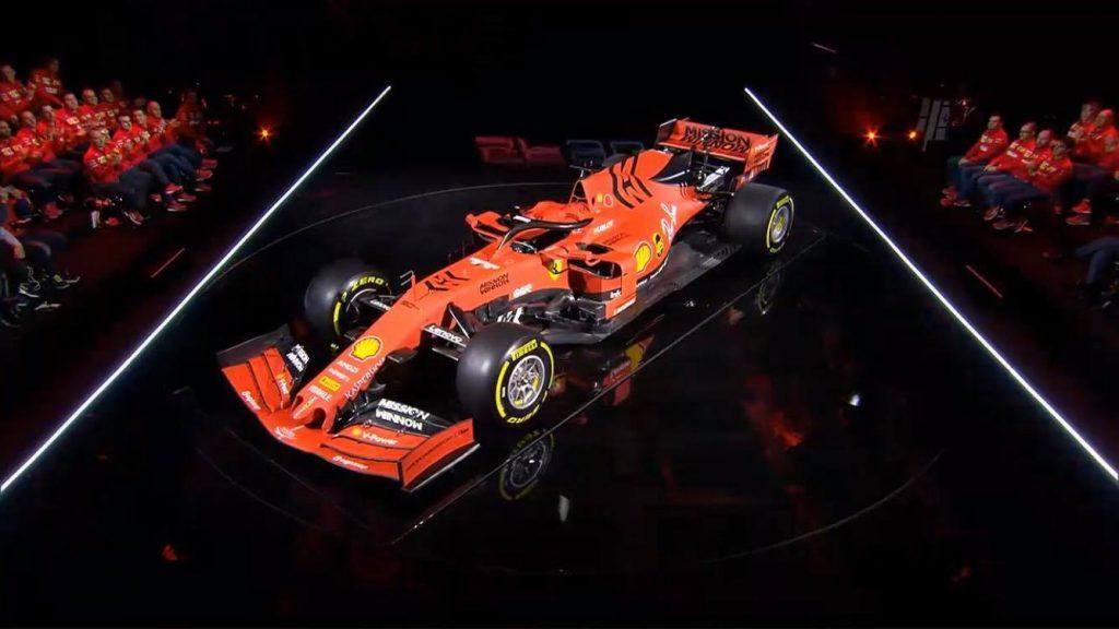 Ferrari February 2020