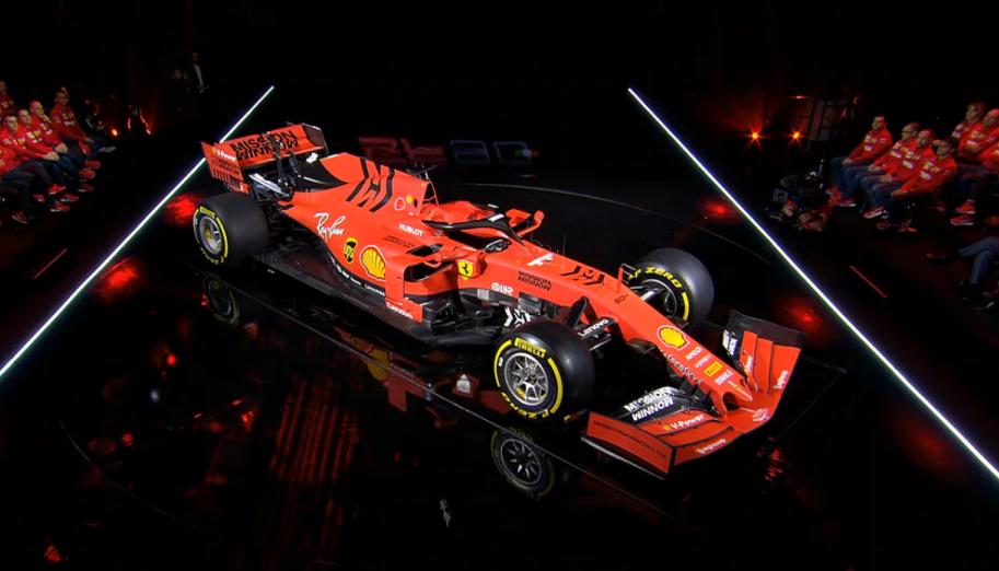 Ferrari launch their 2019 title challenger, the SF90