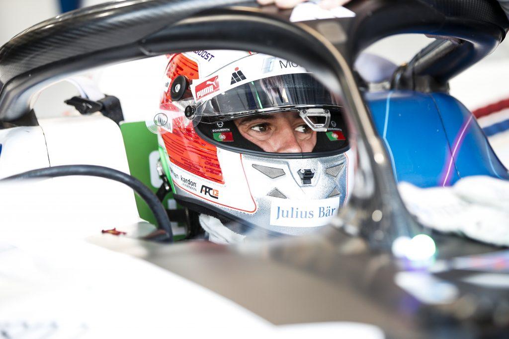 da Costa leads Massa in Mexico FE practice