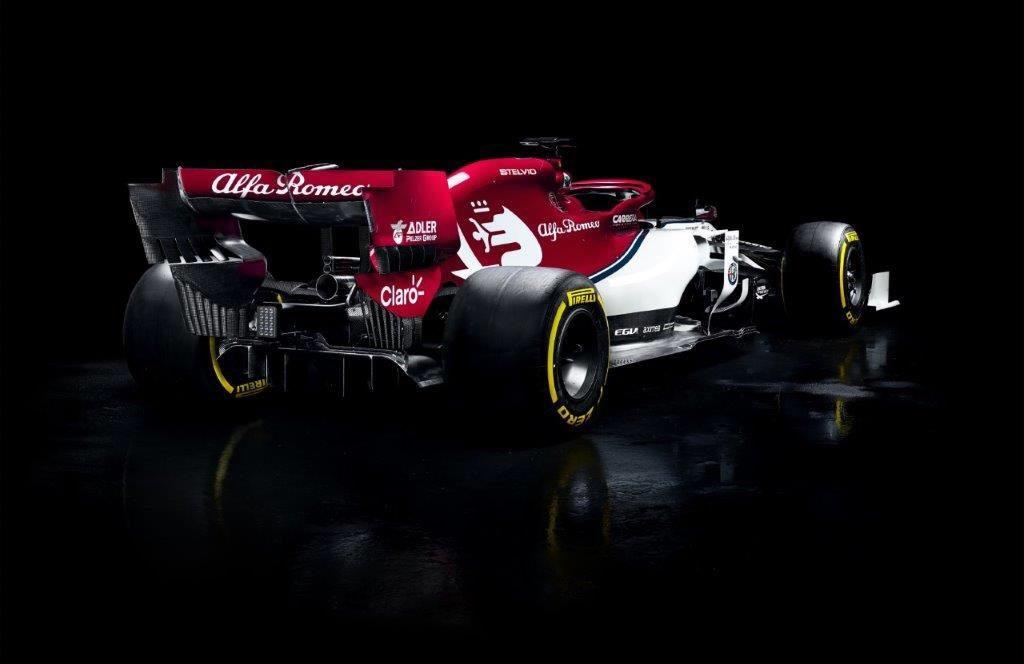 F1 Formula 1 Alfa Romeo car launch dates 2020