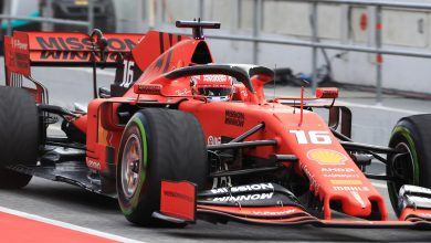 Photo of Leclerc keeps Ferrari on top – Test Day Two (AM)
