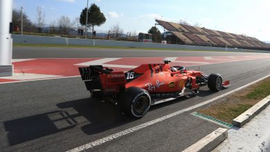Photo of Leclerc ensures Day 2 of testing is a redwash for Ferrari – Test Day Two (PM)