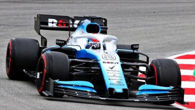 Photo of Williams FW42 makes first test appearance