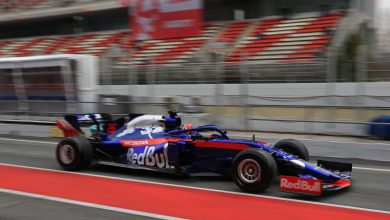 Photo of Daniil Kvyat quickest with best time of testing so far – Test Day 3 (PM)