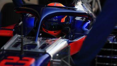 Photo of Albon leads Ricciardo in morning session – Test Day 4 (AM)