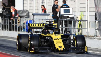 Photo of Hulkenberg quickest but breaks down – Test Day 4 (PM)