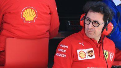 Photo of Binotto: Wrong to call Ferrari faster