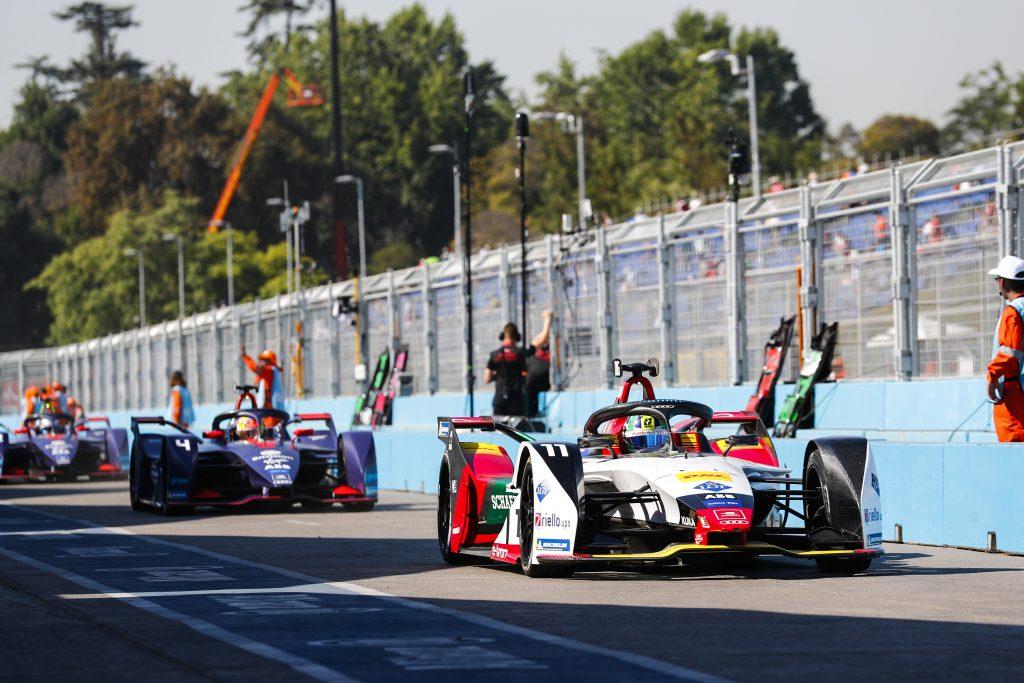 "Formula E progress ""mesmerising"" since first race"