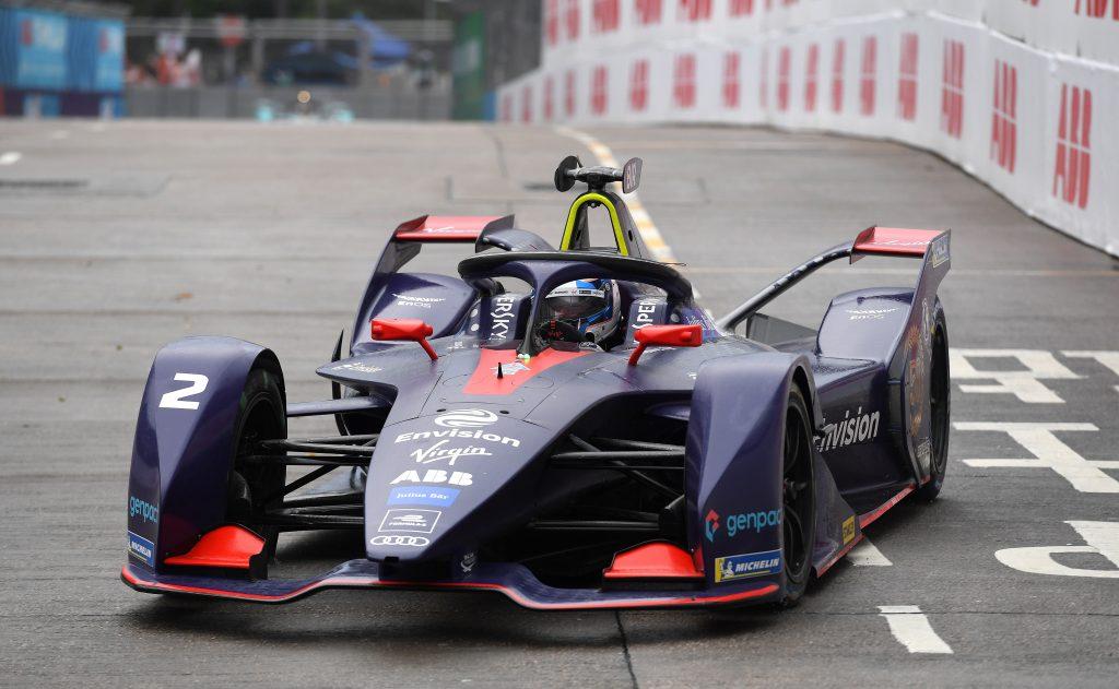 Bird defeats Lotterer in 50th Formula E win scrap