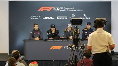 Photo of Hamilton, Vettel & Kubica amongst drivers called to FIA Press Conference