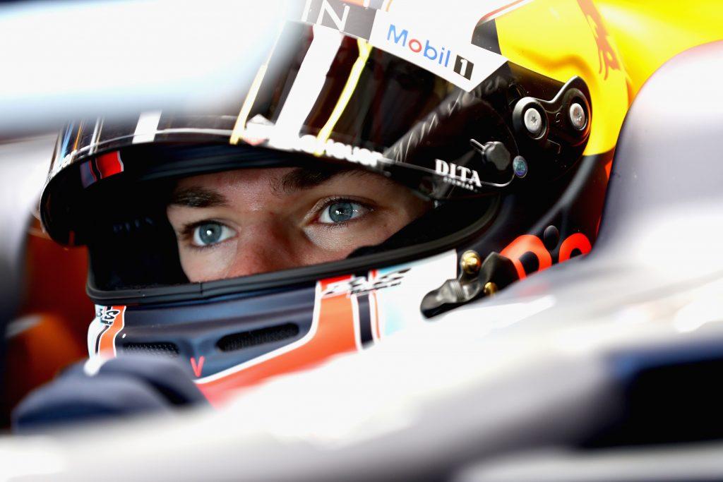 Red Bull Racing Australian Grand Prix Pierre Gasly