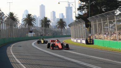 Photo of Driver's & Constructor's Championship Table – Australian GP (Round 1)