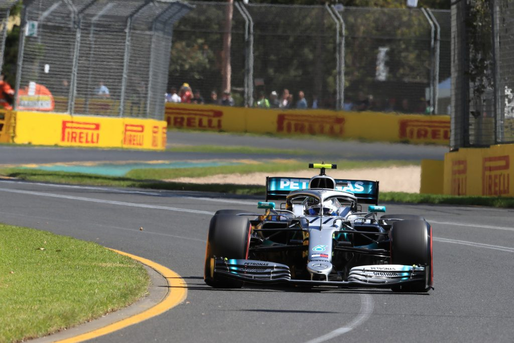 Valtteri Bottas Australian Grand Prix