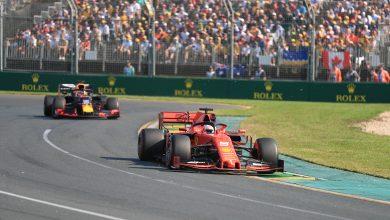 Photo of Ferrari had no grip on the mediums tyre – Vettel