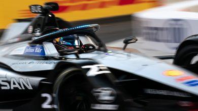 Photo of Buemi overcomes crash to top Sanya Formula E practice