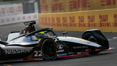 Photo of Rookie Rowland claims first Formula E pole in Sanya