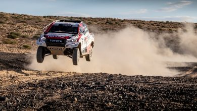 Photo of Fernando Alonso begins Dakar testing with Toyota