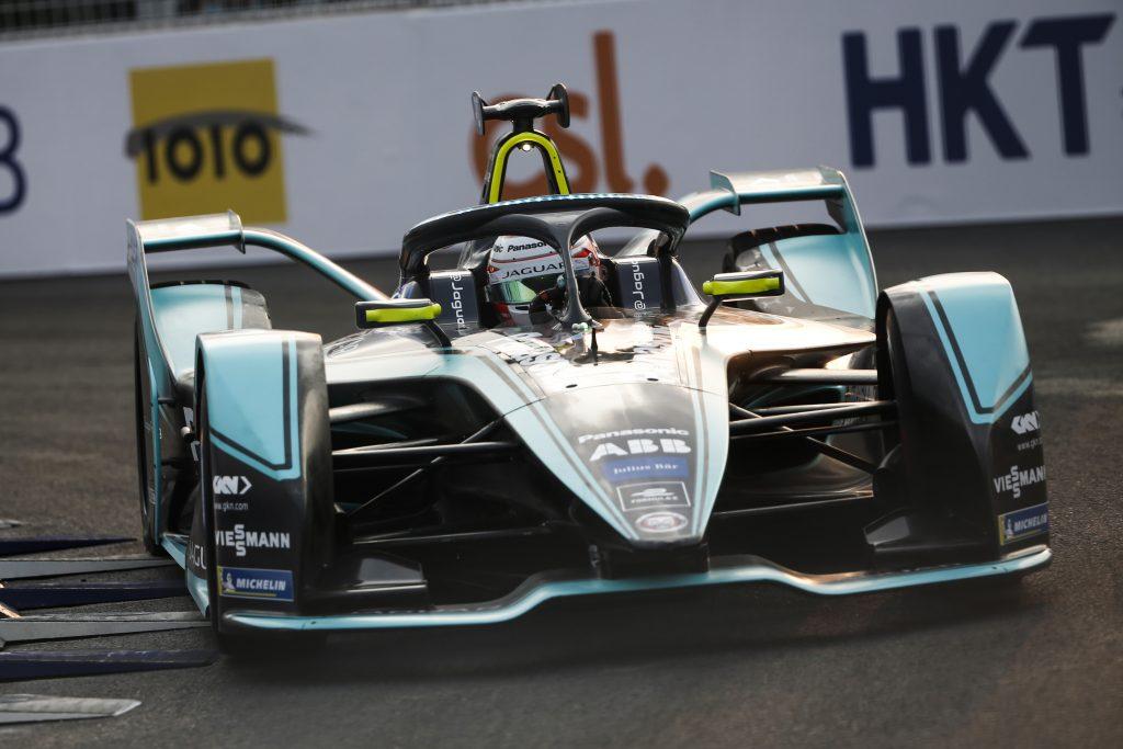 Nelson Piquet Jr Jaguar
