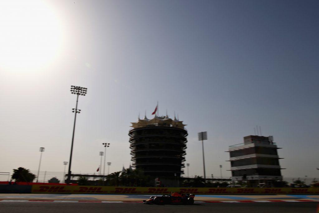 Red Bull Bahrain Grand Prix