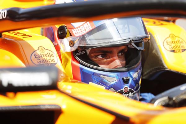 McLaren Sainz