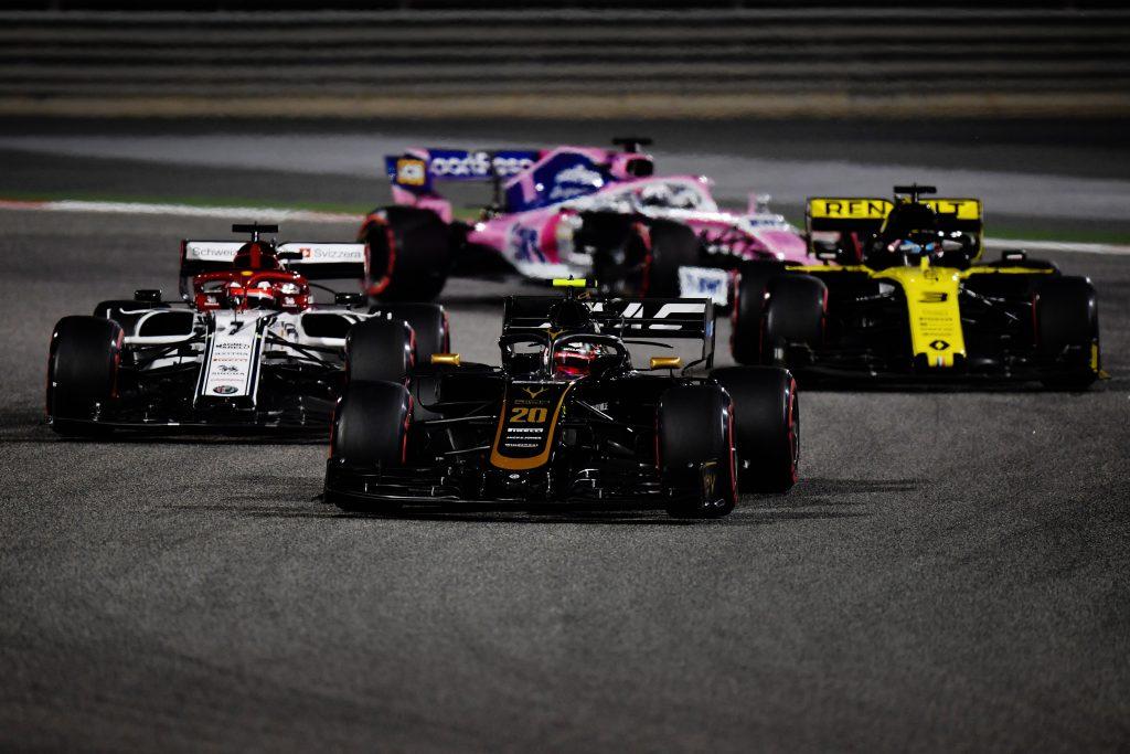 Kevin Magnussen Haas Bahrain Grand Prix