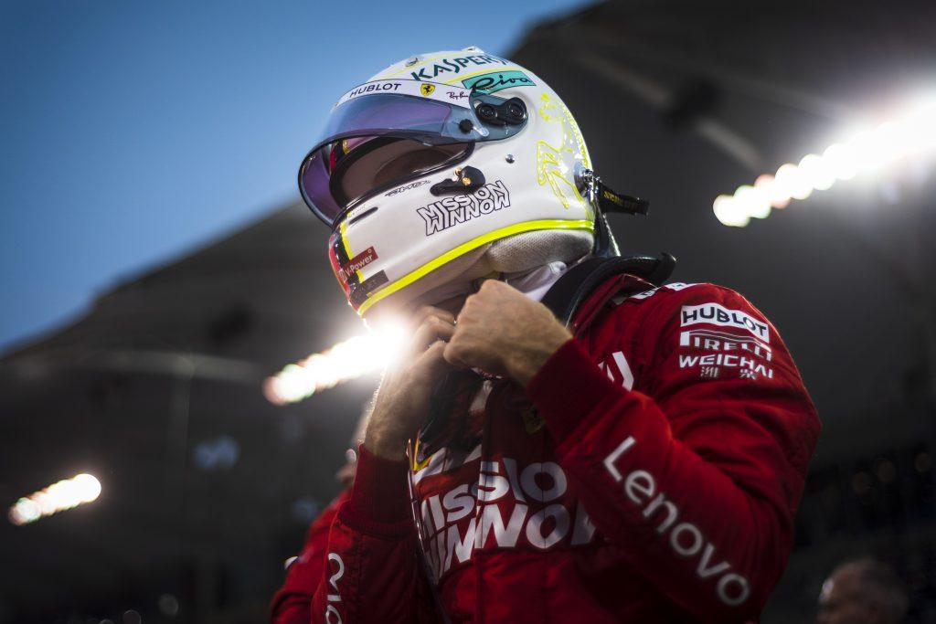 Ferrari Vettel