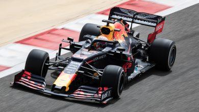 Photo of Verstappen beats Schumacher to top spot – Bahrain Test Day One