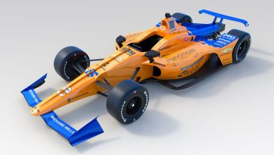 Photo of McLaren unveil livery for Alonso's Indy 500 bid