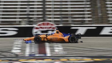 Photo of Alonso begins Indy 500 preparation with oval test in Texas