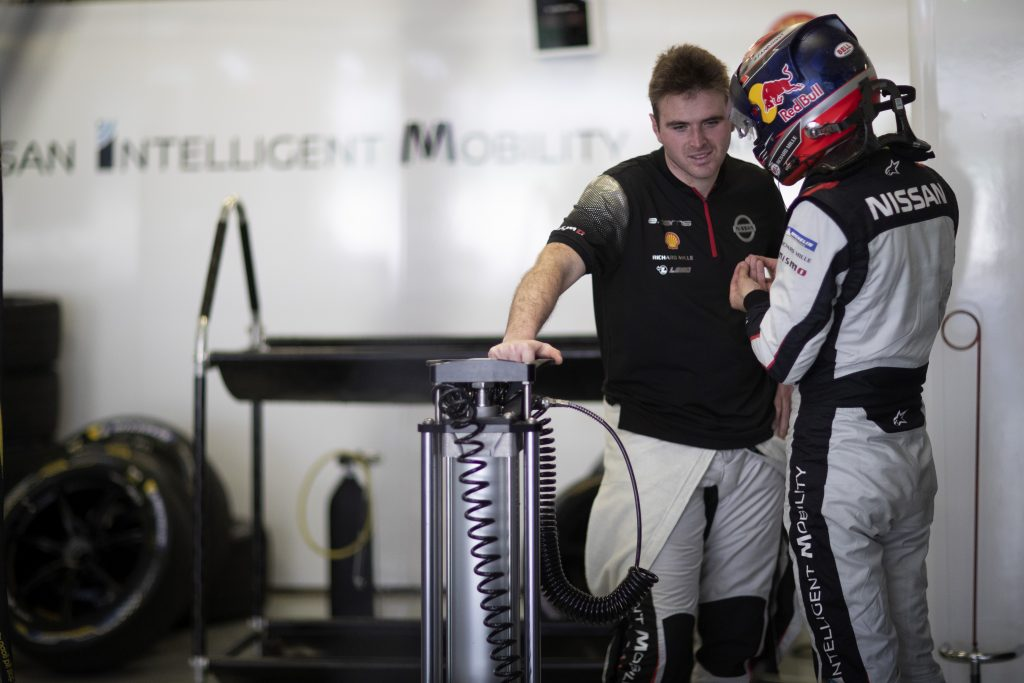 "Rowland would be ""nowhere"" without ""brother figure"" Buemi"