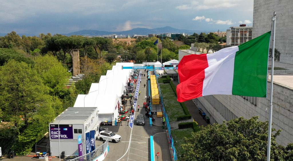 Race Results – 2019 Rome E-Prix