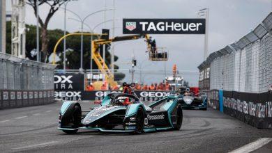 Photo of Evans claims first Jaguar Formula E win, Vandoorne on podium