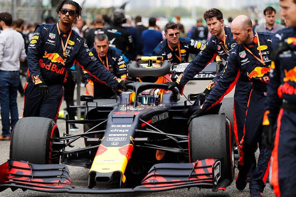 LIVE: (Race) – 2019 Chinese Grand Prix