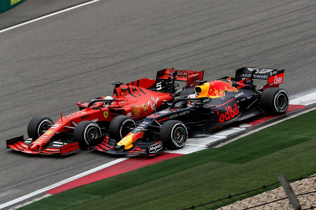 Race Results – 2019 Chinese Grand Prix