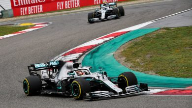 Photo of Lewis Hamilton leads dominant Mercedes 1-2 – Race Report
