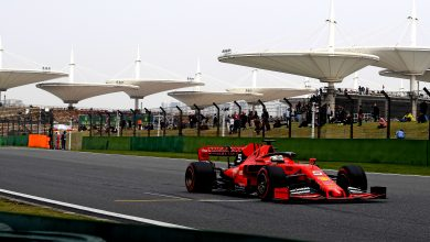 Photo of Mattia Binotto defends Ferrari team order as Leclerc's race compromised