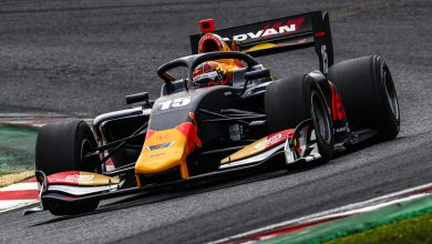 Photo of Ticktum finishes P8 on Super Formula debut
