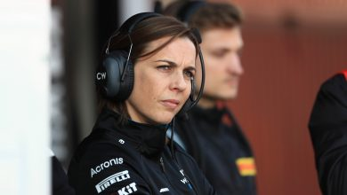 Photo of Williams: Drain cover issues 'not acceptable'